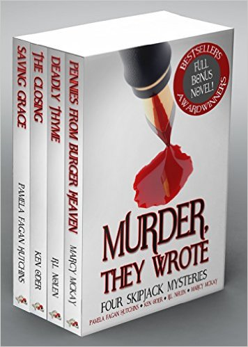 4 Excellent Mysteries in a Box Set Free Today!